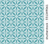 tile pastel green blue and... | Shutterstock . vector #551349061