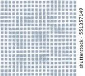 seamless vector geometrical... | Shutterstock .eps vector #551357149