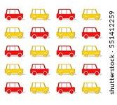cars | Shutterstock . vector #551412259