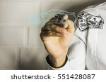 money and business concept car | Shutterstock . vector #551428087