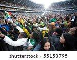 Soweto   June 10  Fans Watches...