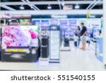 abstract blur background of...   Shutterstock . vector #551540155