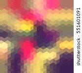 geometric background. pattern... | Shutterstock .eps vector #551601091