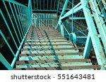 stair | Shutterstock . vector #551643481