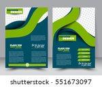 abstract flyer design... | Shutterstock .eps vector #551673097