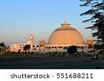 deekshabhoomi  monument  it is... | Shutterstock . vector #551688211