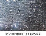 Star dusts texture - stock photo