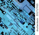 vector illustration of a... | Shutterstock .eps vector #551717935
