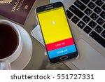 chiang mai thailand   january 9 ... | Shutterstock . vector #551727331