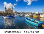 Msida  Malta   Traditional Blu...