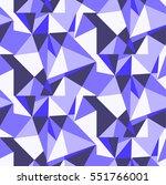 vector  abstract  geometric... | Shutterstock .eps vector #551766001