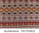 teenjok  northern rtraditional... | Shutterstock . vector #551792815