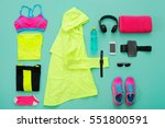 Sports Clothing And Accessorie...