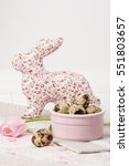 Handmade Easter Bunny Soft Toy...