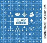 team  social  group  corporate... | Shutterstock .eps vector #551804725