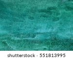 abstract green watercolor... | Shutterstock . vector #551813995