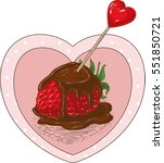 Chocolate Covered Strawberrie...