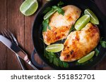 Roasted Chicken Breasts With...