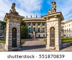monument of hermann ludwig... | Shutterstock . vector #551870839
