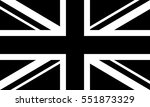 vector icon flag of great... | Shutterstock .eps vector #551873329