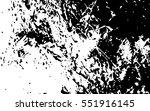 white paint. black stain....   Shutterstock .eps vector #551916145