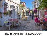 alacati  turkey   june 07  2014 ...   Shutterstock . vector #551920039