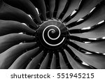 jet engine | Shutterstock . vector #551945215