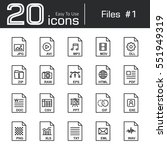 files icon set 1   jpg . avi ....