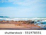 seaside | Shutterstock . vector #551978551