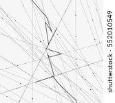 monochrome minimalistic vector... | Shutterstock .eps vector #552010549