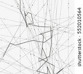 monochrome minimalistic vector... | Shutterstock .eps vector #552010564