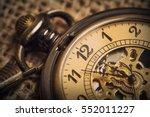 Vintage Old Pocket Watch