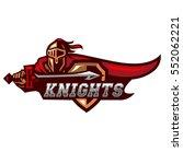 knight | Shutterstock .eps vector #552062221