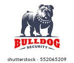 Bulldog Logo   Vector...