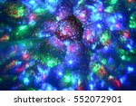 christmas background  new year  ... | Shutterstock . vector #552072901