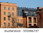 loft aparts   details of... | Shutterstock . vector #552086737