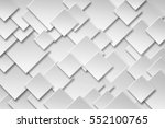 abstract seamless paper square... | Shutterstock . vector #552100765