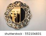 exquisite mirror frames.   Shutterstock . vector #552106831