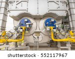 industrial of a power plant...   Shutterstock . vector #552117967