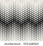abstract geometric black and... | Shutterstock .eps vector #552168565