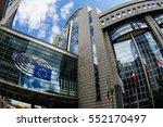 brussels  belgium   may 20 ...   Shutterstock . vector #552170497