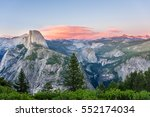 Valley Of The Yosemite Nationa...
