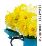 Fresh Spring Bright Yellow...