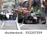 sepang  malaysia  30 march... | Shutterstock . vector #552207559