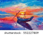 Oil Painting  Artwork On Canva...