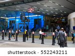 london  uk   17 may  2016  city ... | Shutterstock . vector #552243211