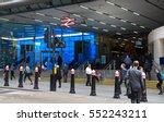 london  uk   17 may  2016  city ... | Shutterstock . vector #552243211