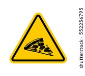 Attention Pizza. Dangers Of...