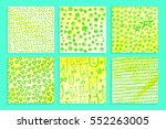 abstract backgrounds with... | Shutterstock .eps vector #552263005