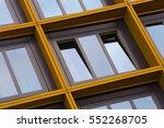 tilt close up photo of ajar... | Shutterstock . vector #552268705